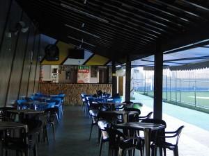 Espaço para festa2 300x225 - Escolinha de Futebol na Região Oceânica - Campo Planeta Bola Itaipu