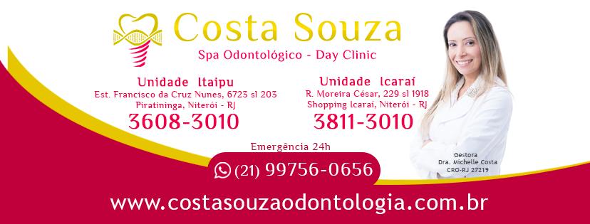 banner costa souza - Dentista em Itaipu Região Oceânica - Costa Souza Spa Odontológico - Day Cliníc