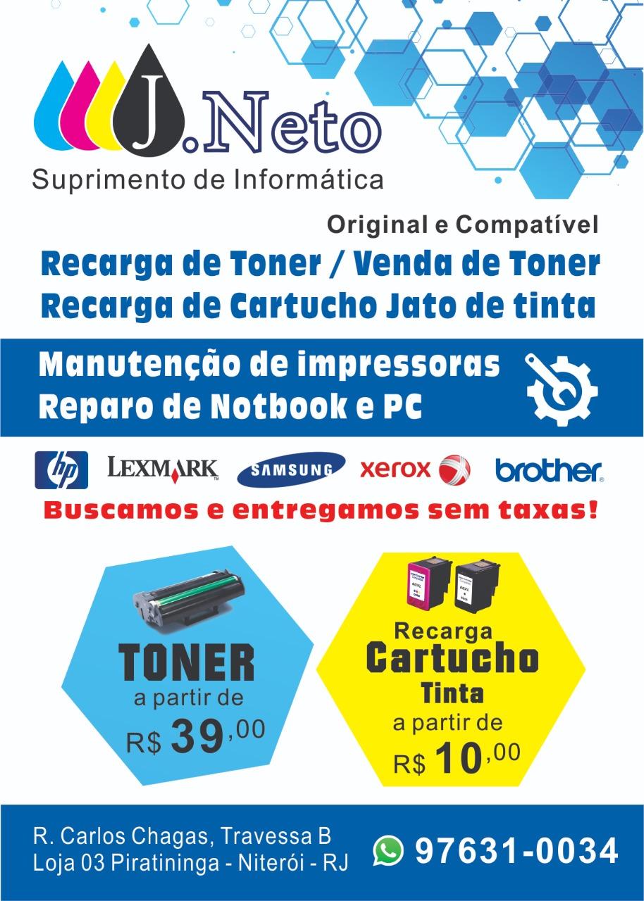 Conserto de Impressoras à domicilio em Niteroi